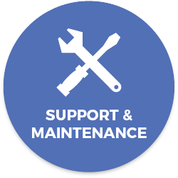 Website support and maintenance