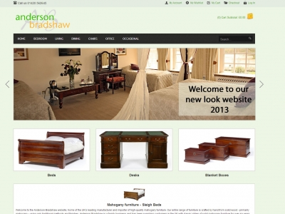 A new Magento website goes live
