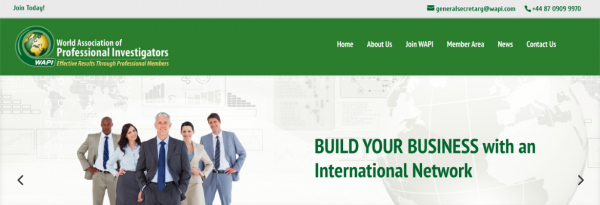 Members directory for private investigators global network