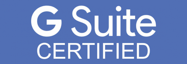 Google G Suite Partner Certification